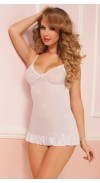 Bedazzled Bride Chemise