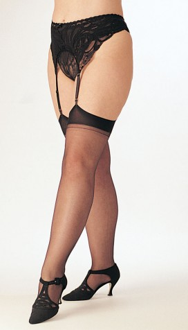 SHEER STRETCH NYLON STOCKINGS